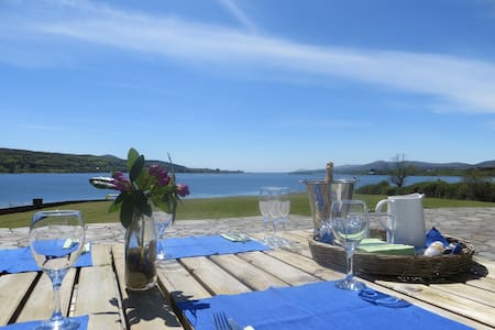 Spectacular Waterfront Home - Bantry