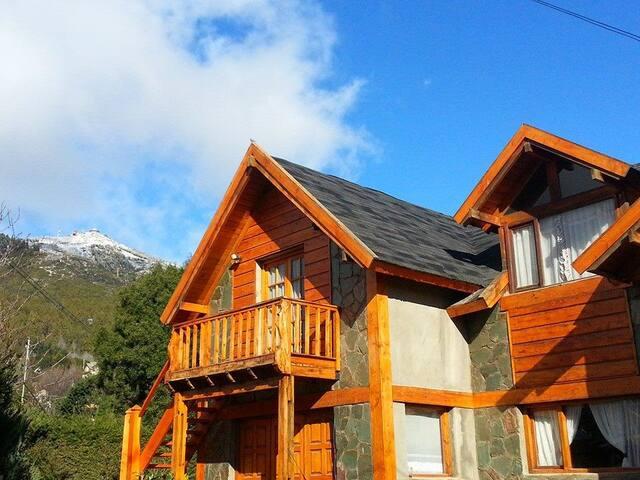 Cabaña 1 - Violeta