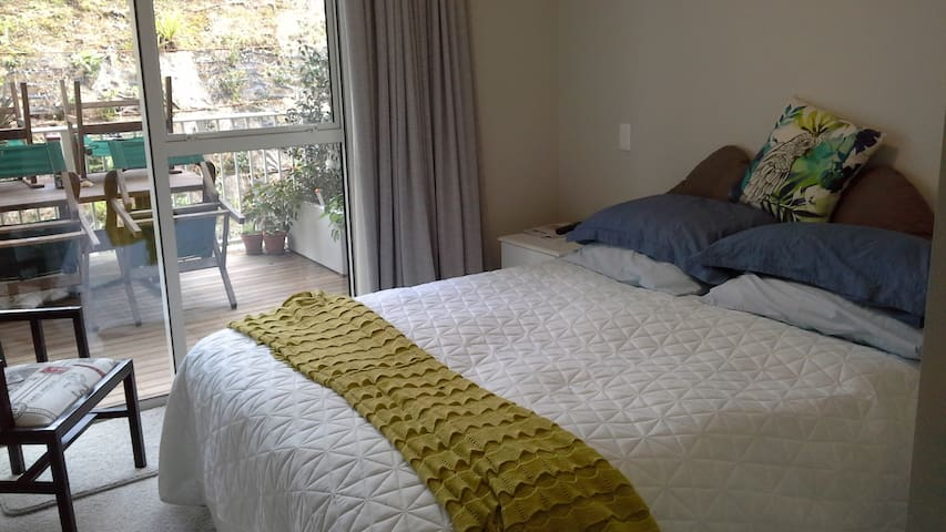 orewa apartment room and ensuite - Orewa - Pis