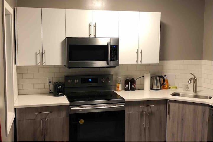 Cozy Modern Suite near Downtown and Wascana Lake