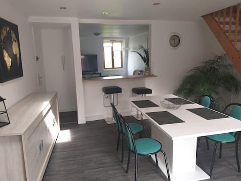 Appartement en duplex Dunkerque proximité plage