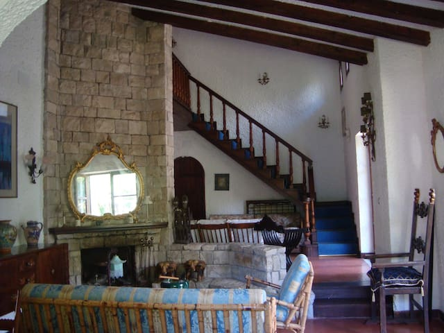 Villa nel Parco del Circeo - Sabaudia - Villa