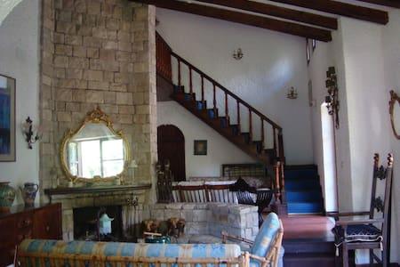 Villa nel Parco del Circeo - Sabaudia - Casa de campo