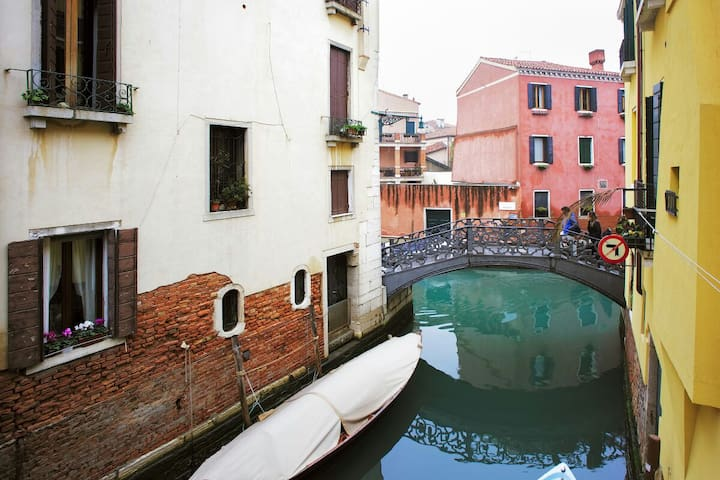 Canal View - WiFi - Venezia - Apartment