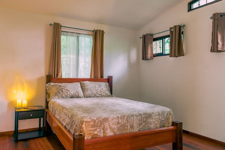 First bedroom used for one couple or an individual renter