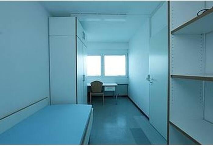 7 min to FRANKFURT Exhibition /MESSE,One cozy room