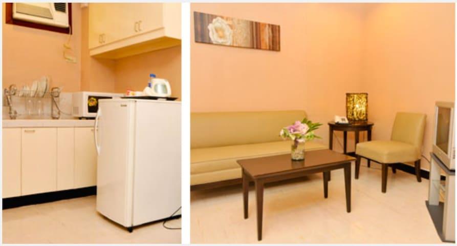 1 Bedroom Suite - Makati - ที่พักพร้อมอาหารเช้า