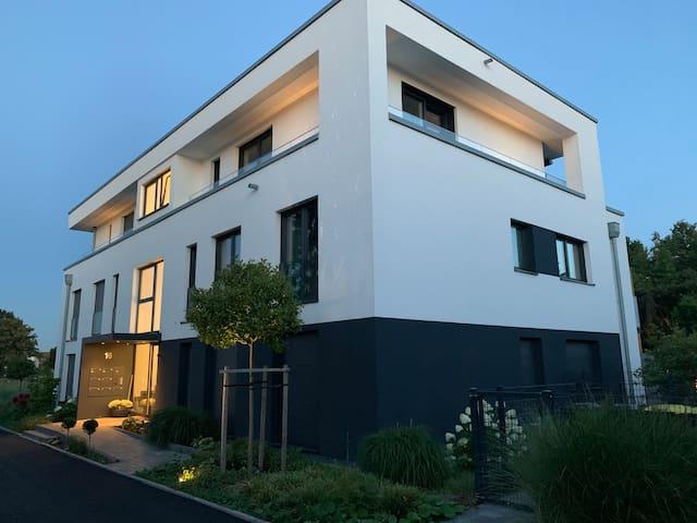 Modernes Appartement (EG) im Neubau