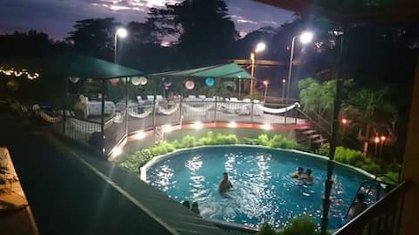 Bienvenidos a El Tecal para dos personas - Uvita - Appartement