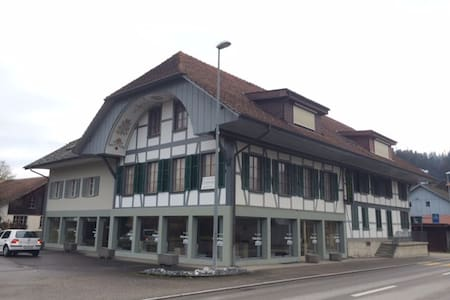B&B  in Emmental (heart of Swiss) - Grünenmatt - Bed & Breakfast