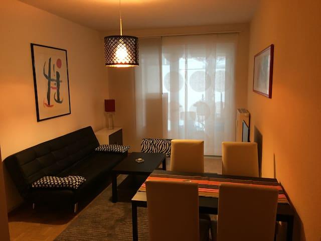 2 Zimmerwohnung im EG - Freiburg im Breisgau - Apartamento