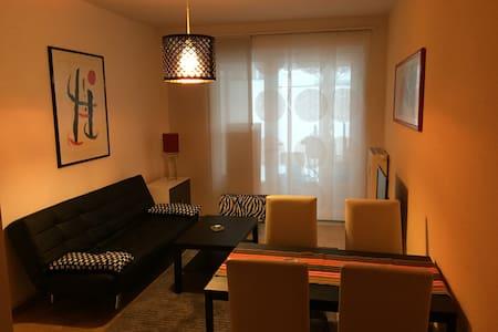 2 Zimmerwohnung im EG - Freiburg im Breisgau - 아파트