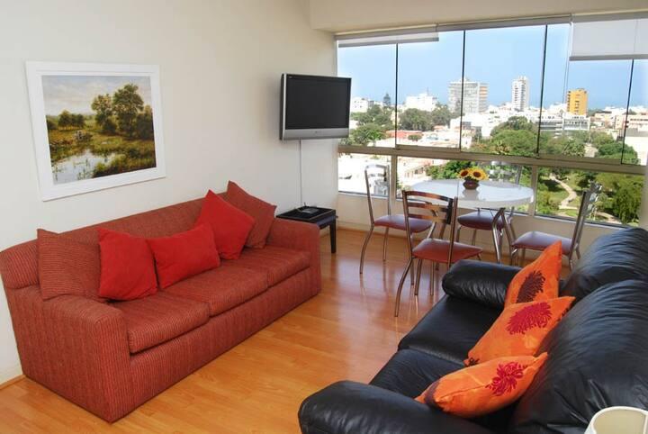 Rent Apartment Lima Peru