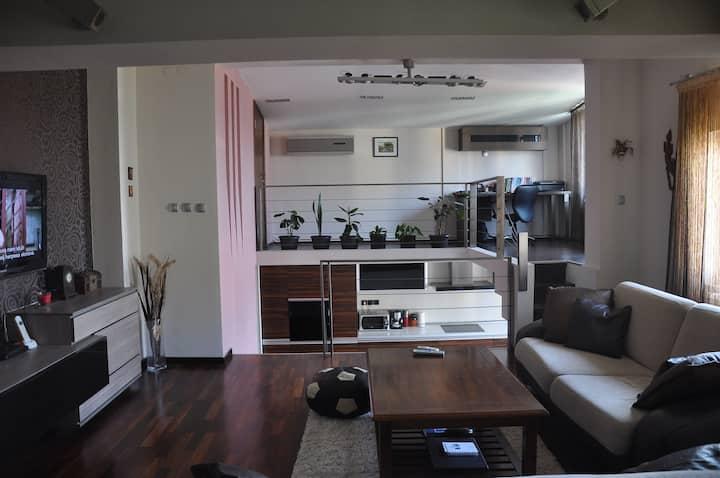 Niš Luxury Apartment
