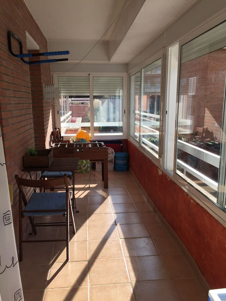 Apartamento familiar en Pineda de Mar