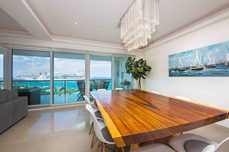 Luxury Oceanview Palmar Condo | Pool | Gym