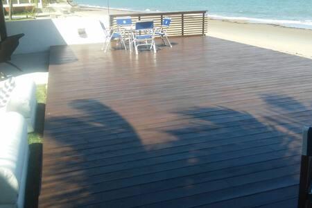 Casa Beira Mar na Praia de Toquinho - porto de galinhas  - Hus