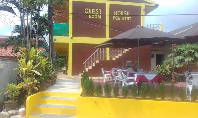 3.Klong-muang-inn 2 min zum Strand