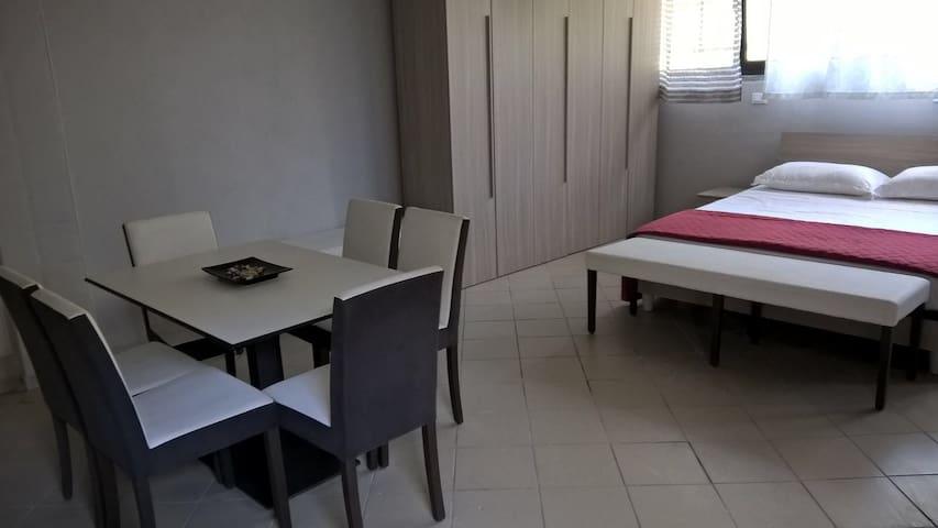 Residence Montorfano - Area Produttiva Confine Baveno - Apartamento