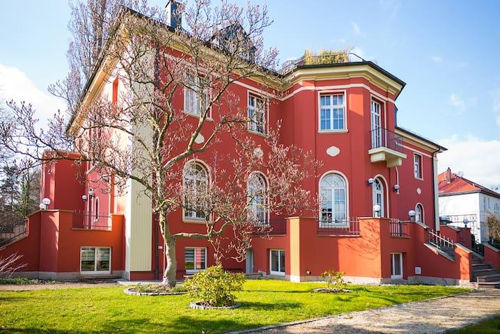 Ferienwohnung Villa am Park - Dresden - Lägenhet