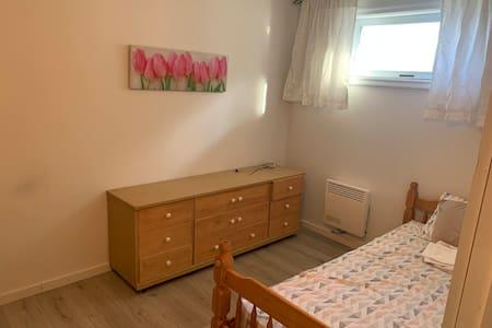 Chambre à louer pour travailleur ou visiteur