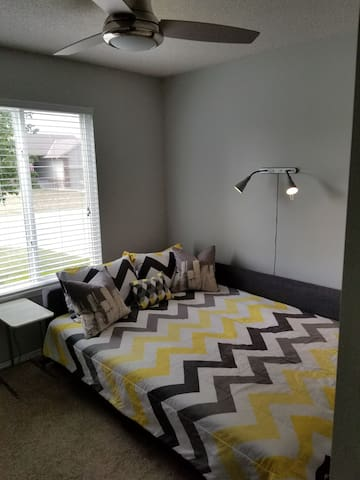 Loft Room is work friendly and can sleep up to 2