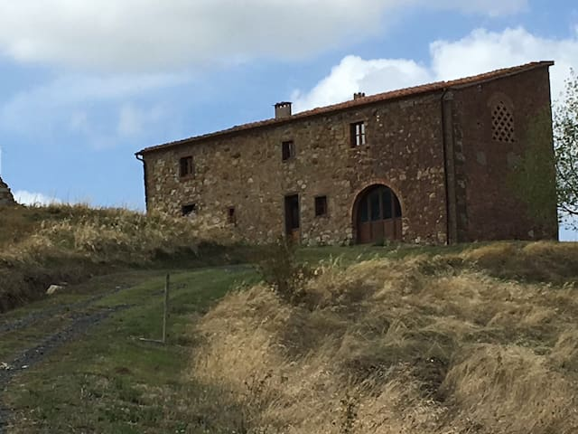 Unbelievable view Tuscany country house