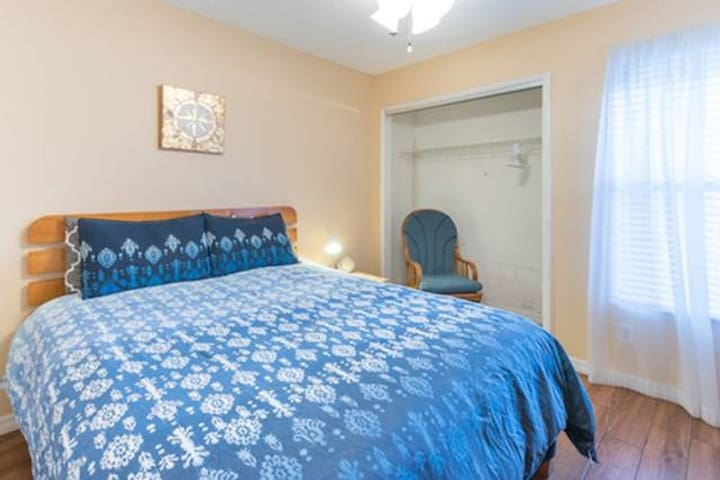Comfortable room in great location - Orlando - Casa