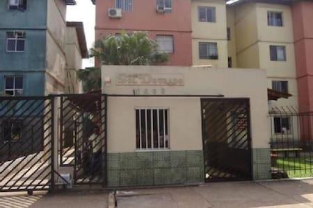 ambiente familiar - Belém - 公寓