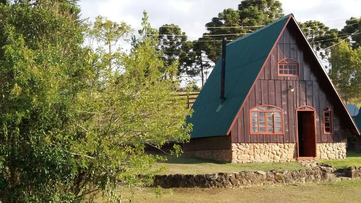 Cabana (10) no Parque Das Cascatas