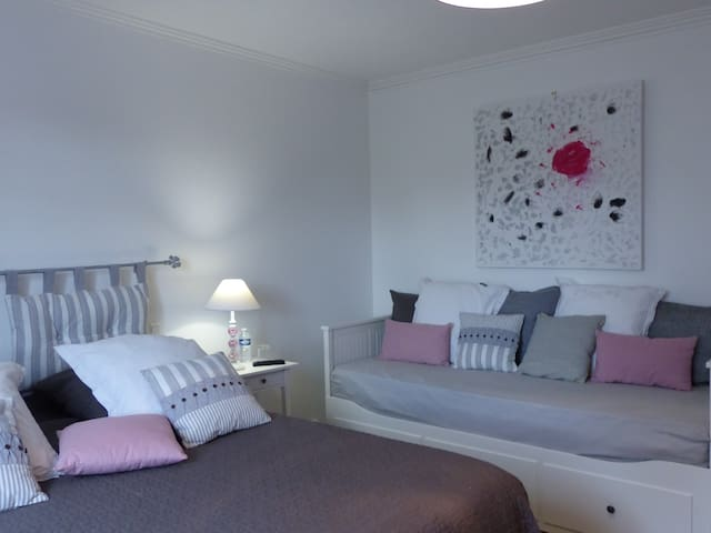 Les chambres d'Anel - Dompierre-sur-Besbre - 家庭式旅館