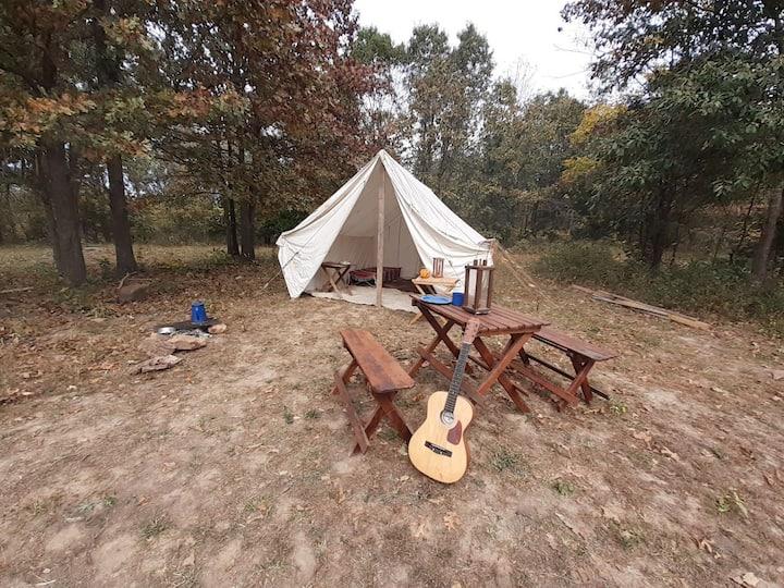Frontier Encampment @ Camp Hinneah  Stockton MO