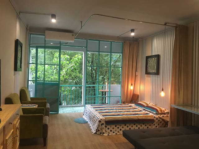 Studio apartment in SG very center - Ho Chi Minh City