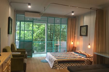 Studio apartment in SG very center - Ho Chi Minh City - Apartment