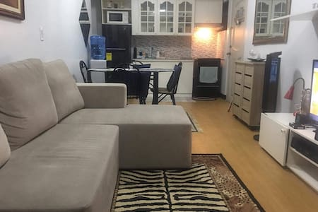 ART HomeSweetHome -42sq.m. Corner Unit 2BR and 1TB