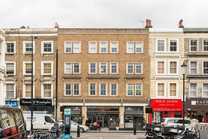 One Bedroom Entire Flat In Central London