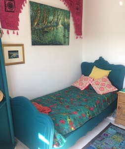 Plymouth Sunny Single Room Nr Barbican Seafront