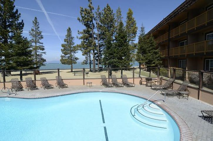 Tahoe Beach And Ski Club 1br Condo