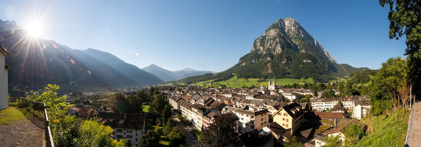 Ferienwohnung in Glarus (Schweiz)