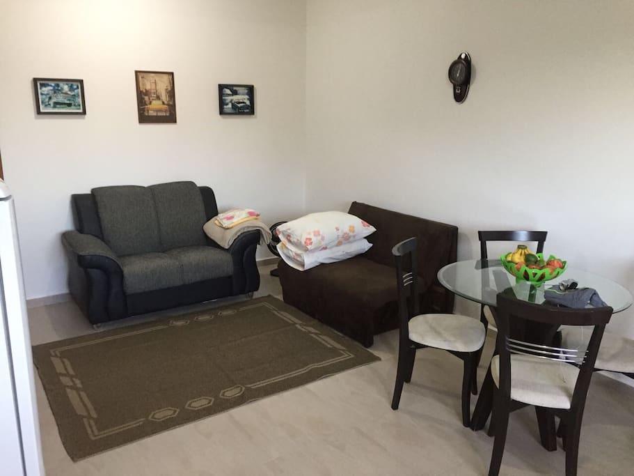Sala / sofá cama