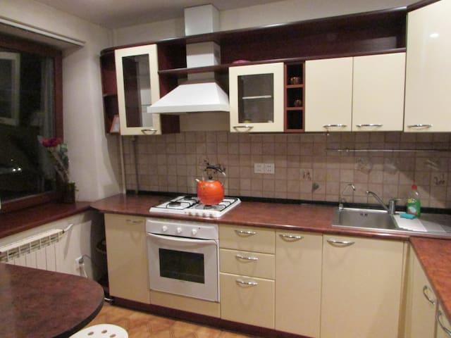 Уютная, просторная квартира для Вас - Rostov-on-Don - Daire