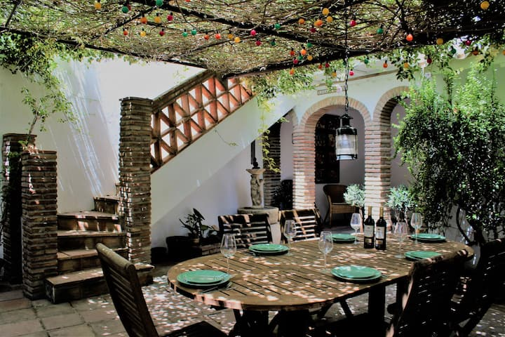 Townhouse in the heart of Old Town, Estepona