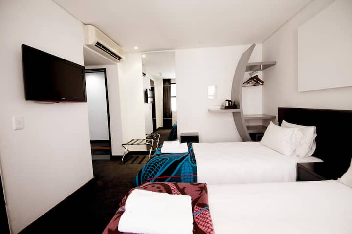 Private Twin En-Suite