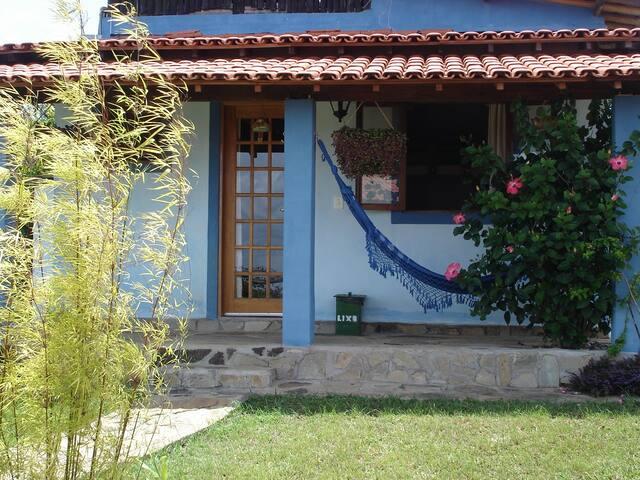 Chalé Azul - Céu e Serra