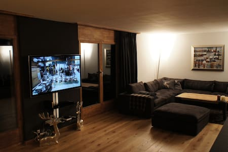 Ideal holidays in Crans Montana - Crans  - Apartament
