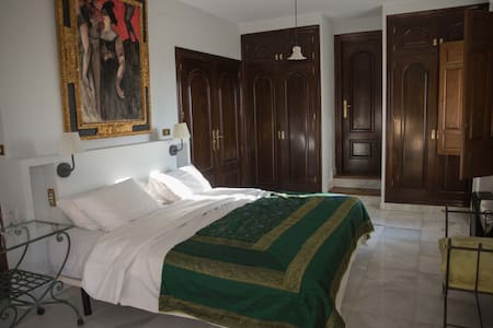 landelijk gelegen villa met zwembad ,ontbijt inl - Monachil - Bed & Breakfast