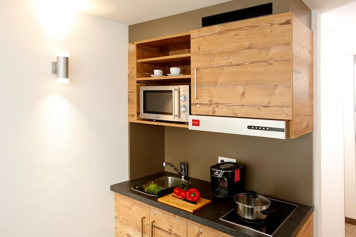 Apartment Wohnkomfort - heimisch, wie zuhause