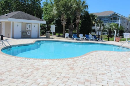 Dream vacation In magnolia place 1 Bed/1 Bath