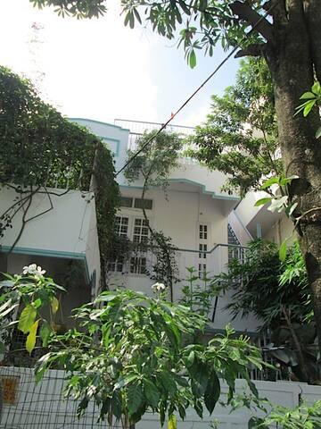 Comfortable, quiet, greenery - Hyderabad - Bed & Breakfast
