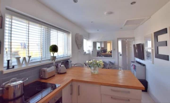 Beautiful little flat near Stansted airport